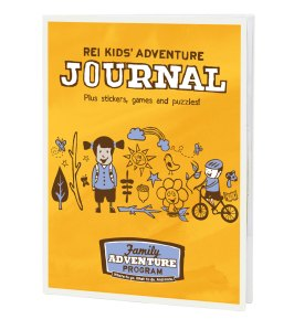 REI Kids' Adventure Journal